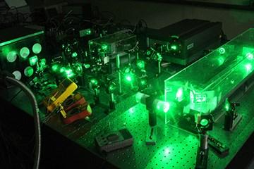 One Laser, Six Entangled Modes